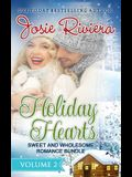 Holiday heart Sweet and wholesome romance stories: Volume 2