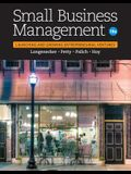 Small Business Management: Launching & Growing Entrepreneurial Ventures
