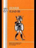 Homer: Iliad III