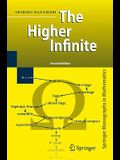 The Higher Infinite: Large Cardinals in Set Theory from Their Beginnings