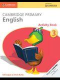 Cambridge Primary English Activity Book Stage 3 Activity Book
