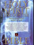 Holy Spirit Encounter Bible-Nlt: Experience the Spirit's Presence and Power in Your Life