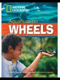 Aquarium on Wheels + Book with Multi-ROM: Footprint Reading Library 2200