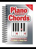 Piano & Keyboard Chords: Easy-To-Use, Easy-To-Carry, One Chord on Every Page