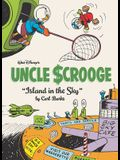 Walt Disney's Uncle Scrooge: islands in the Sky: The Complete Carl Barks Disney Library