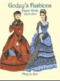 Godey's Fashions Paper Dolls 1860-1879 (Dover Victorian Paper Dolls)