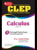 CLEP® Calculus (CLEP Test Preparation)