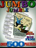 Jumbo Jumble(r): A Big Book for Big Fans