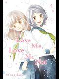 Love Me, Love Me Not, Vol. 1, Volume 1