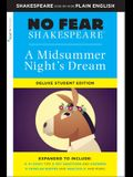 Midsummer Night's Dream: No Fear Shakespeare Deluxe Student Edition, Volume 29