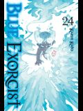 Blue Exorcist, Vol. 24, Volume 24