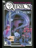 The Question, Volume 1: Zen and Violence