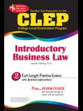 The CLEP Introductory Business Law