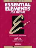 Essential Elements for Strings, Teacher's Manual, Book One: A Comprehensive String Method