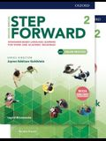 Step Forward Level 2 Student Book and Workbook Pack with Online Practice: Standards-Based Language Learning for Work and Academic Readiness
