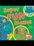 Maze Madness: Super Fun Mazes
