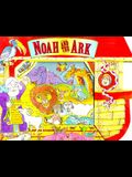 Noah and the Ark Window Book: