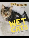 Wet Cats: Notecards