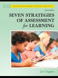 Seven Strategies of Assessment for Learning [With CDROM]
