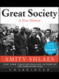 Great Society Low Price CD: A New History