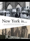 New York Is...