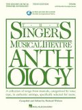 The Singer's Musical Theatre Anthology - Teen's Edition: Tenor Book/Online Audio [With 2 CDs]