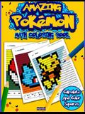Amazing Pokemon Math: Cool Math Activity Book for Pokemon Go Fans