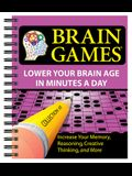 Brain Games #2: Lower Your Brain Age in Minutes a Day