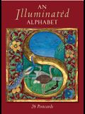 An Illuminated Alphabet: 26 Postcards