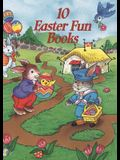 10 Easter Fun Books: Stickers, Stencils, Tattoos and More [With * and * and *]