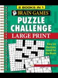 Brain Games - 2 Books in 1 - Puzzle Collection