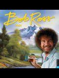 Bob Ross 2021 Wall Calendar