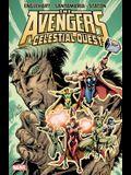 Avengers: Celestial Quest (Avengers (Marvel Unnumbered))