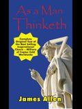 As a Man Thinketh - Complete Original Text