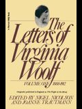 The Letters of Virginia Woolf: Vol. 1 (1888-1912)