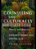 Counseling the Culturally Different: Theory and Practice
