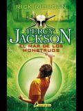 Percy Jackson 02. El Mar de Los Monstruos