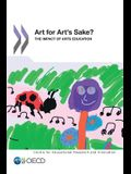 Art for Art's Sake?: The Impact of Arts Education: Educational Research and Innovation