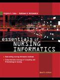Essentials of Nursing Informatics
