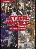 Star Wars Search and Find, Volume II