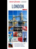 Insight Guides Flexi Map London