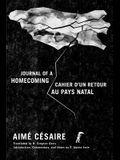 Journal of a Homecoming / Cahier d'un retour au pays natal