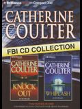 Catherine Coulter FBI CD Collection: Knockout, Whiplash