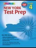 Spectrum New York Test Prep: Grade 4