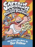 Captain Underpants and the Perilous Plot of Professor Poopypants (Bk. 4)