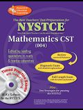 NYSTCE Mathematics Content Specialty Test (004) [With CDROM]