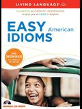 Easy American Idioms [With CDROM]