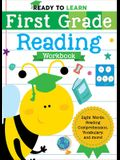 Ready to Learn: First Grade Reading Workbook