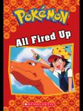 All Fired Up (Pokémon Classic Chapter Book #14), 22