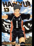 Haikyu!!, Vol. 13, Volume 13: Playground